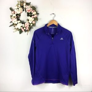 Adidas Climawarm Runners Pullover